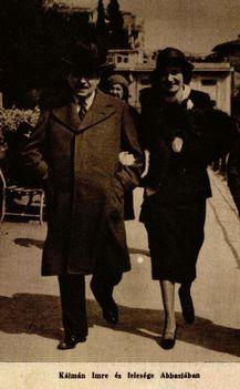 Kálmán Imre Vera Kálmán 1932