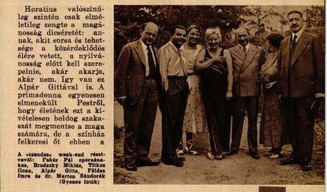 Brodszky Miklós, Alpár Gitta, Földes Imre szövegkönyvíró
