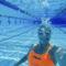 Egy úszó - Illés Fanni