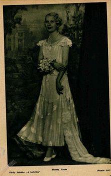 Honthy Hanna - 1931.