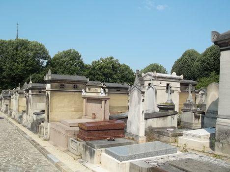 Pere-Lachaise temető 2