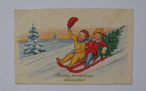 Békés Boldog Karácsonyt!