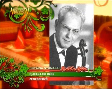 IFJ. MAGYARI  IMRE  1924  -  1980 ..