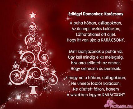 Karácsony 1