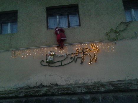 Karácsonyi fények 2015