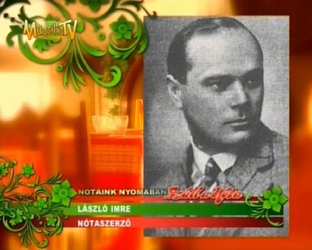 LÁSZLÓ  IMRE  1896  -  1975 ..