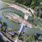 Mosoni-Duna, Mosonmagyaróvári duzzasztómű, 2015 évben kiépültek  az átjárhatóságot biztosító létesítmények