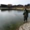 Öreg Csuka Horgász tó, Halászi 2015. december 22.-én
