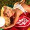 Brazil hot blonde-O817