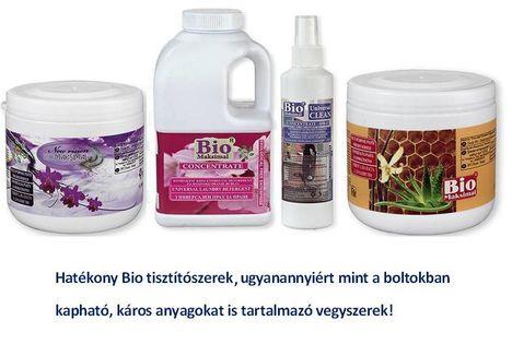 hatékony biotisztítók