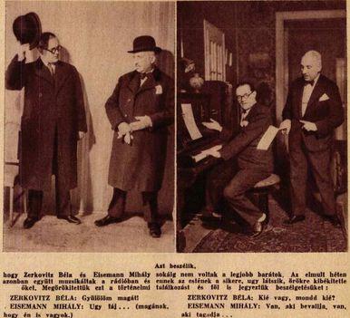 Eisemann Mihály és Zerkovitz Béla (1930)
