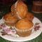 Gluténmentes Édesburgonyás fűszeres muffin