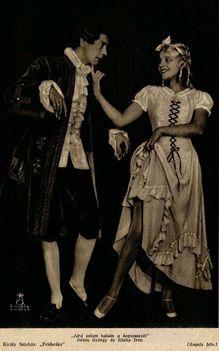 Lehár: Friderika operettje premierje (1930)