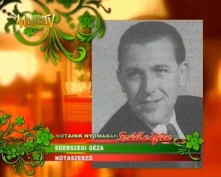 EGERSZEGI  GÉZA  1921  -  1992 ..