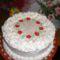 Szulinapi tortam.