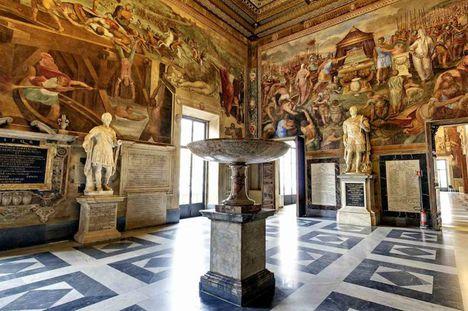 capitoliumi múzeumok 769