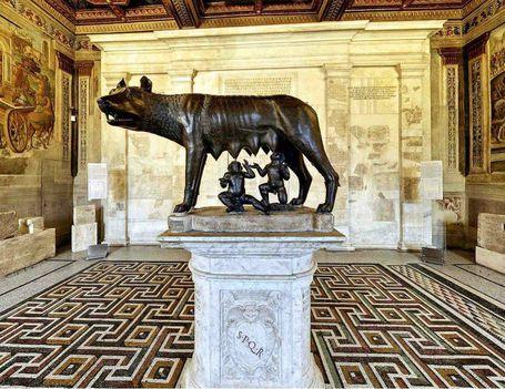 capitoliumi múzeumok 772