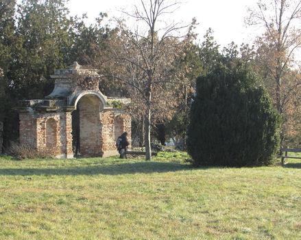 Iszkaszentgyörgy Bajzáth-kastély