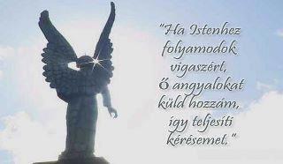 Az angyalok Isten segítői