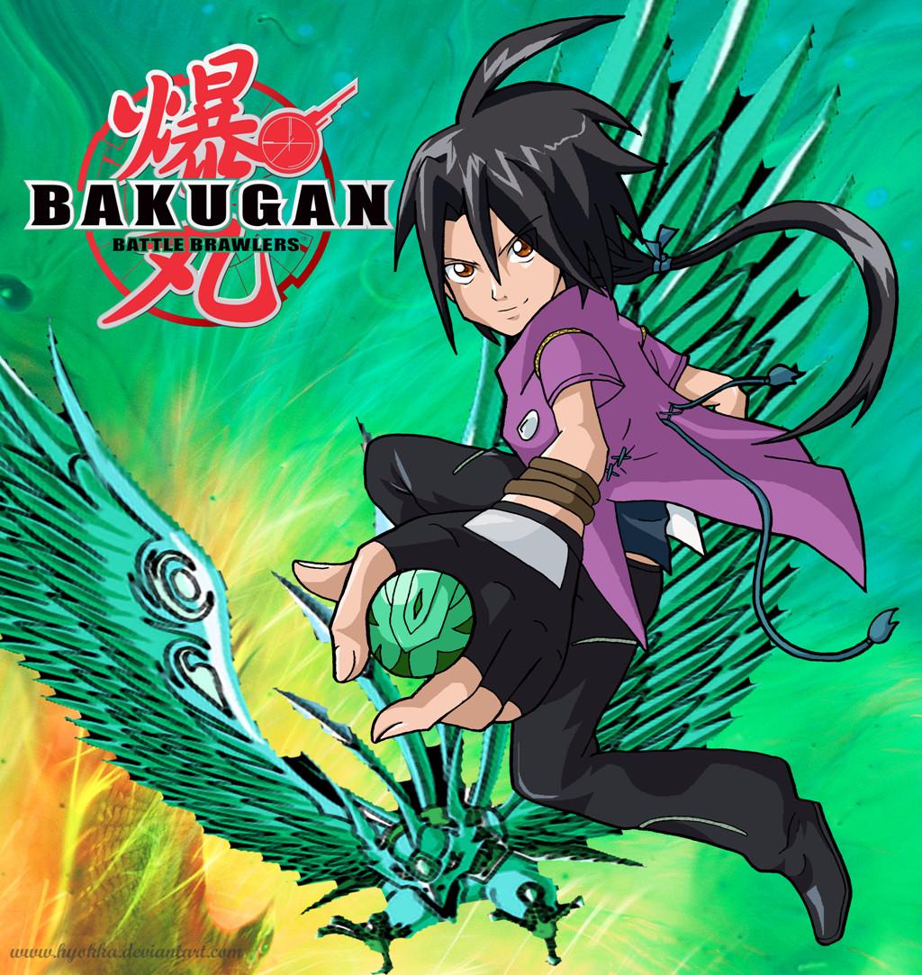 Bakugan Wiki Bakugan    Battle    Brawlers Characters html