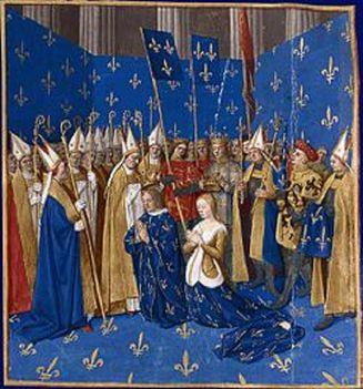 december 1. Szent Blanka özvegy