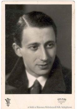 SZENES  ANDOR  1899  -  1935 ..