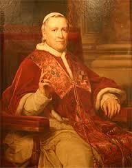 Boldog IX. Piusz pápa