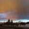 Felhő díszek ragyogása Moson felett 2016. február 04.-én