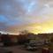 Felhő díszek ragyogása Moson felett 2016. február 04.-én 1
