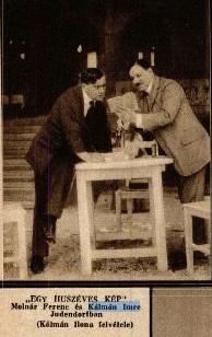 Kálmán Imre 1912 körül
