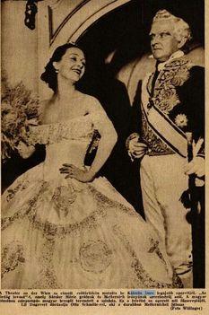 Kálmán Imre Ördöglovas c. operettje bécsi premierje (1932)