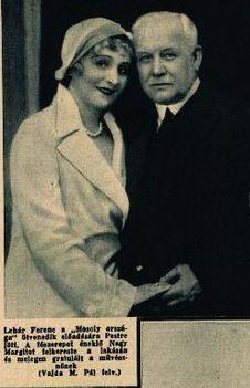 Lehár Ferenc (1932)