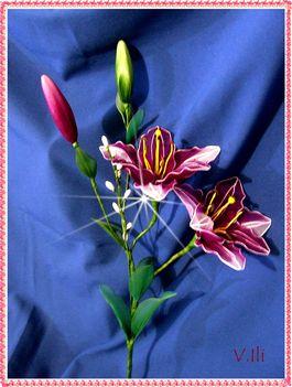 lila liliom
