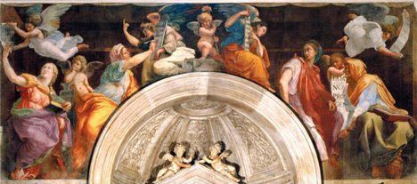 Raffaello Santa Maria della Pace14