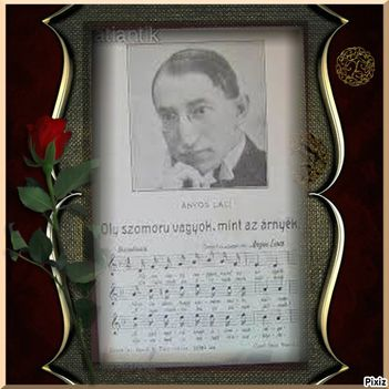 Ányos Laci 1881 - 1938