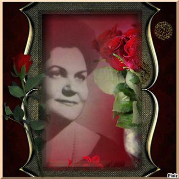 Gergely Anna  1920 - 2011. május 31