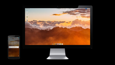 Maru OS (mobile and desktop)