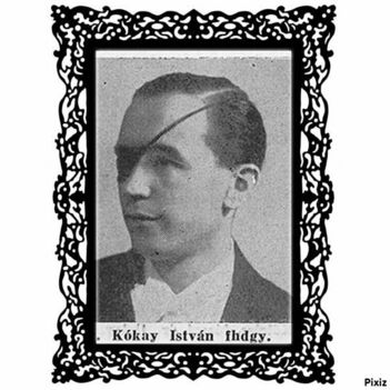 Vitéz Kókay István 1896. - 1976