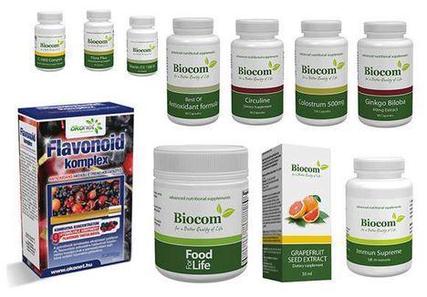 flavonid komplex