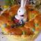 Húsvéti nyuszis kalács
