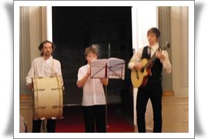 A zene Világnapja a győri Zichy Palotában - Megyesi Mária fotói (16)