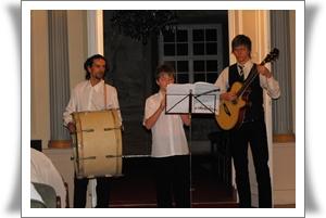 A zene Világnapja a győri Zichy Palotában - Megyesi Mária fotói (18)