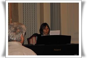 A zene Világnapja a győri Zichy Palotában - Megyesi Mária fotói (19)