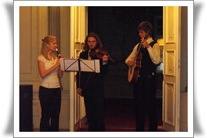 A zene Világnapja a győri Zichy Palotában - Megyesi Mária fotói (27)