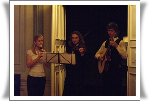 A zene Világnapja a győri Zichy Palotában - Megyesi Mária fotói (28)