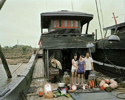 halászcsalád élettárgyai