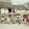 kézműves kisvárosi család élettárgyai