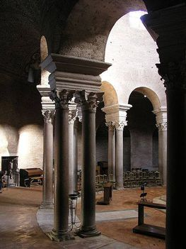 Mausoleum of Santa Constanza a