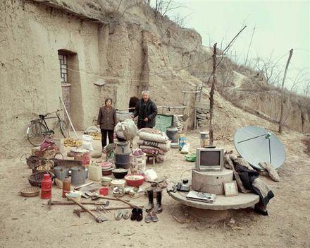 sivatagi család élettárgyai 2
