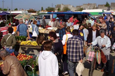 Zöldségpiac